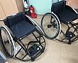 사진:서울장애인체육회, 기쁜우리체육센터 스포츠용 휠체어 전달